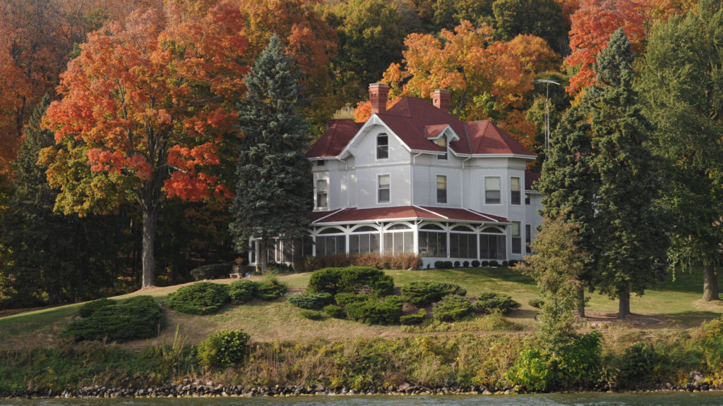 Blacktoft Mansions - Montgomery Ward